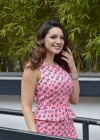 Kelly Brook - arrives home after appearing on Lorraine in London -15