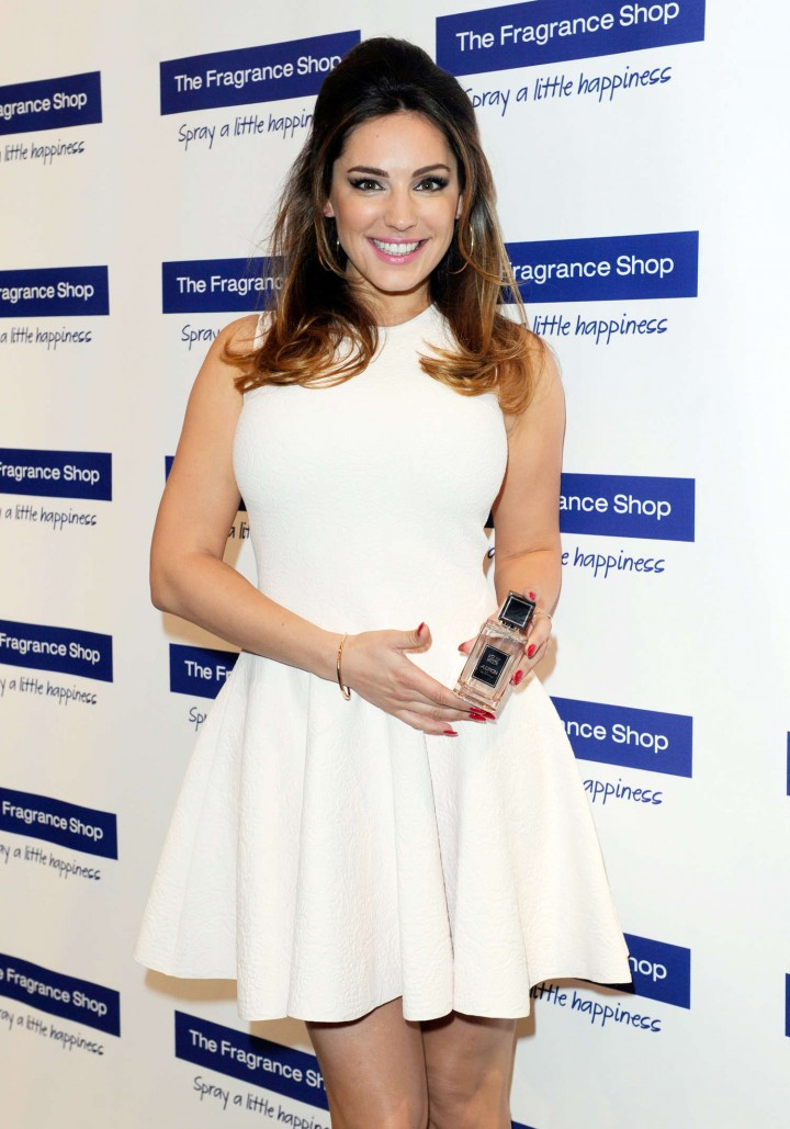 Kelly Brook: Audition Perfume Launch -07