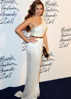 Kelly Brook - Tight Dress at British Fashion Awards 2011 in London-07