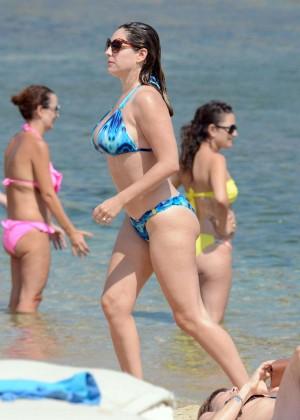 Kelly Brook Hot 85 Bikini Photos -48