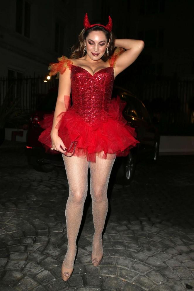 Emily Halloween Costume