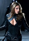 Kelly Brook hot in leather bodysuit for Metal hurlant chronicles promo stills