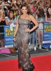 Kelly Brook - In Dress at Keith Lemon The Film premiere-02
