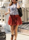Kelly Brook Hot Legs Candids in London-03