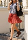 Kelly Brook Hot Legs Candids in London-04