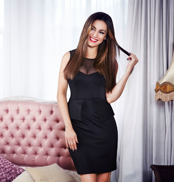 ��� ���� ���� ���� ���� 2012 - Kelly Brook New Look Clothing Collection 2012