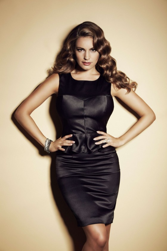 Kelly Brook – New Look Photoshoot-07