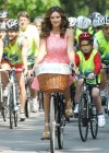 Kelly Brook Hot on Bike-10