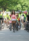 Kelly Brook Hot on Bike-13