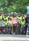 Kelly Brook Hot on Bike-16