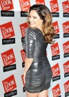 Kelly Brook - In Tight Dress at The LOOK Show 2012 in London