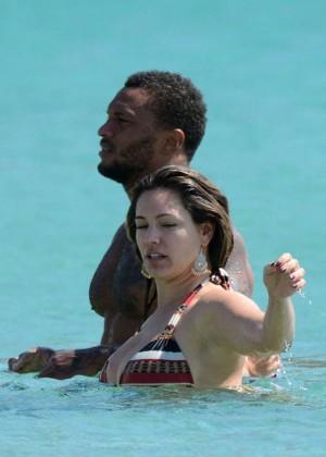 Kelly Brook in Bikini -10