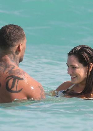 Kelly Brook Hot Bikini Photos: 2014 in Miami -39