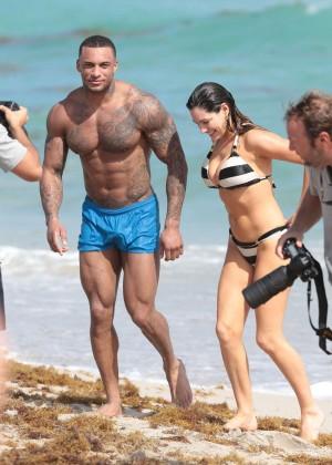 Kelly Brook Hot Bikini Photos: 2014 in Miami -54