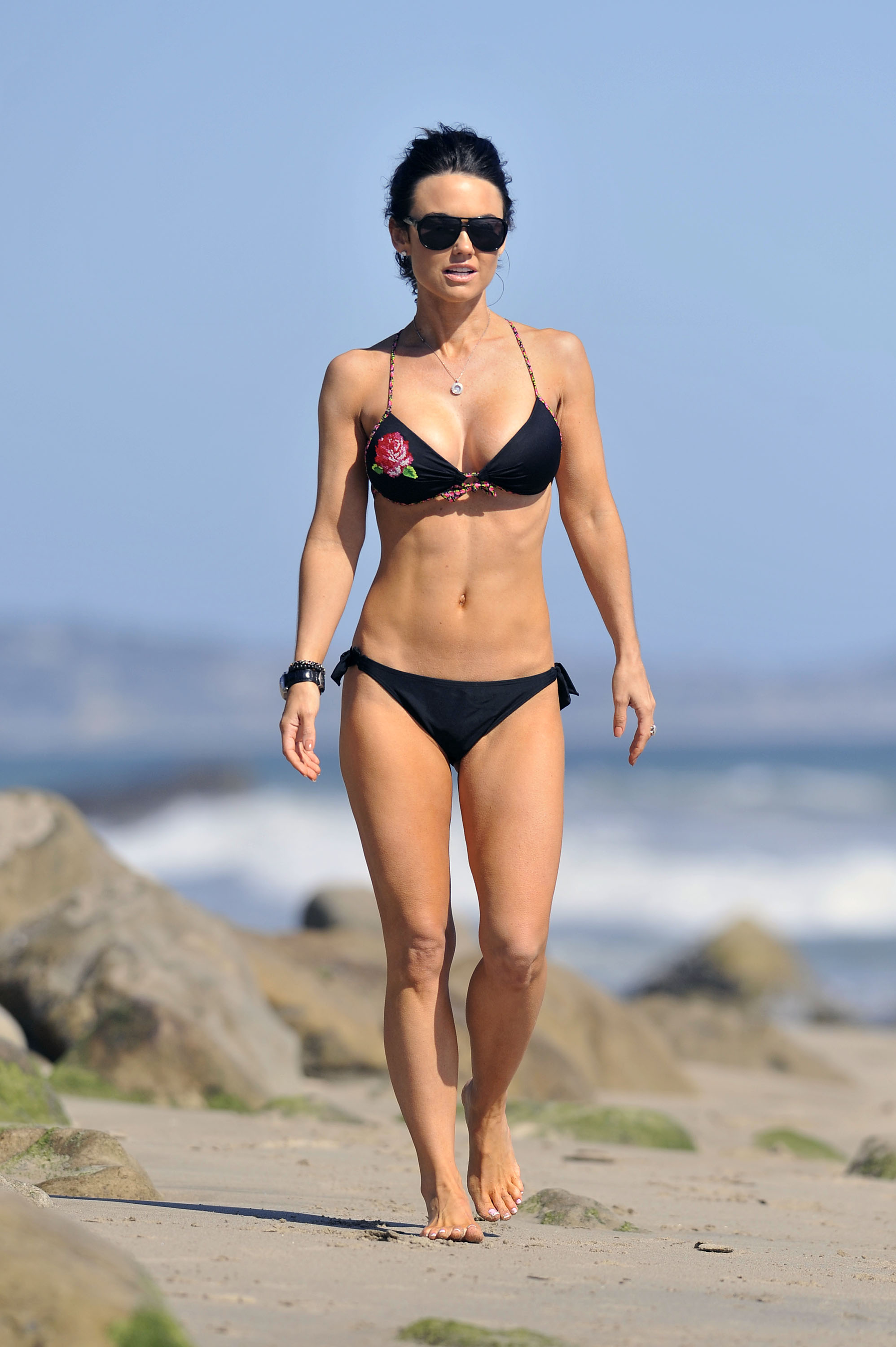 Kelly carlson bikini consider, that