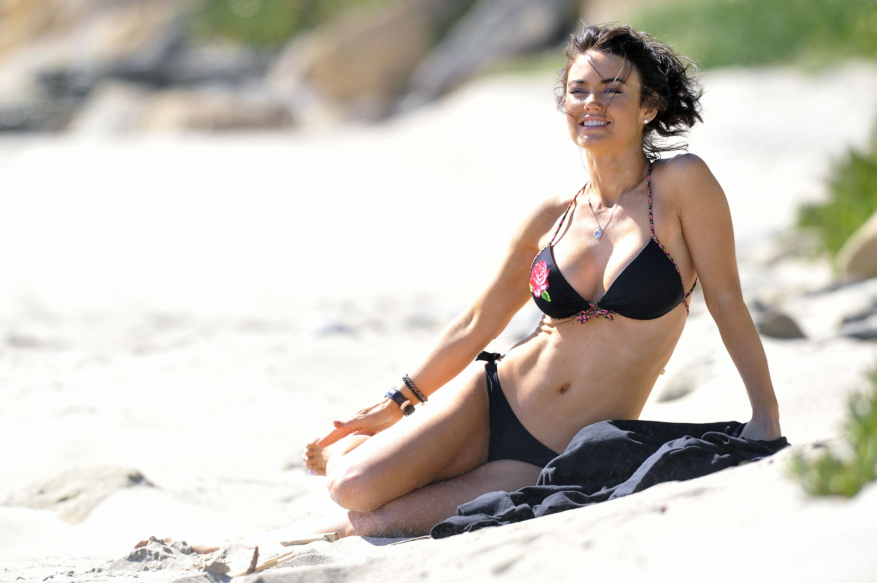 With you Kelly carlson bikini