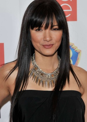 Kelly Hu - Cape Holiday Party in Los Angeles