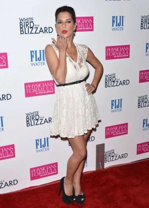 """Kelly Monaco - """"White Bird in a Blizzard"""" Premiere in Los Angeles"""