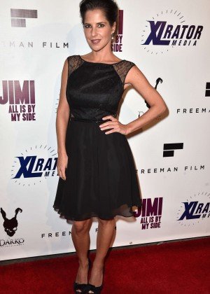 "Kelly Monaco - ""Jimi: All Is By My Side"" Screening in Hollywood"