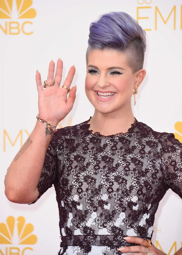 Kelly Osbourne - 66th annual Primetime Emmy Awards in LA