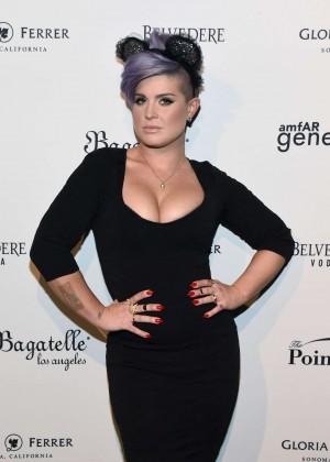 Kelly Osbourne - 2014 amfAR LA Inspiration Gala in Hollywood