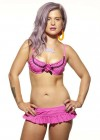 Kelly Osbourne Wearing a Bikini in Cosmopolitan Body