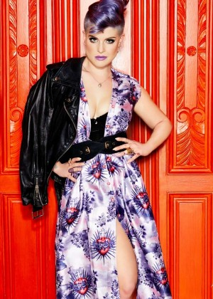 Kelly Osbourne - Glamour Mexico Magazine (October 2014)