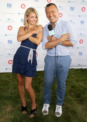 Kelly Ripa - 2014 OCRF's Super Saturday