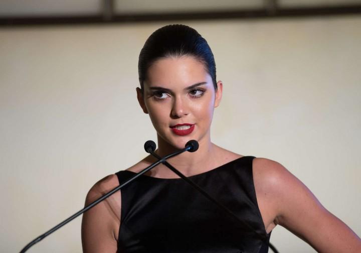 Kendall Jenner: 2014 Fashion Media Awards -10