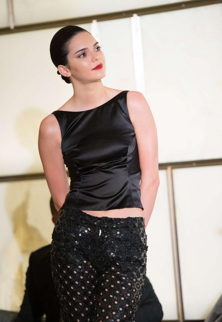 Kendall Jenner: 2014 Fashion Media Awards -24