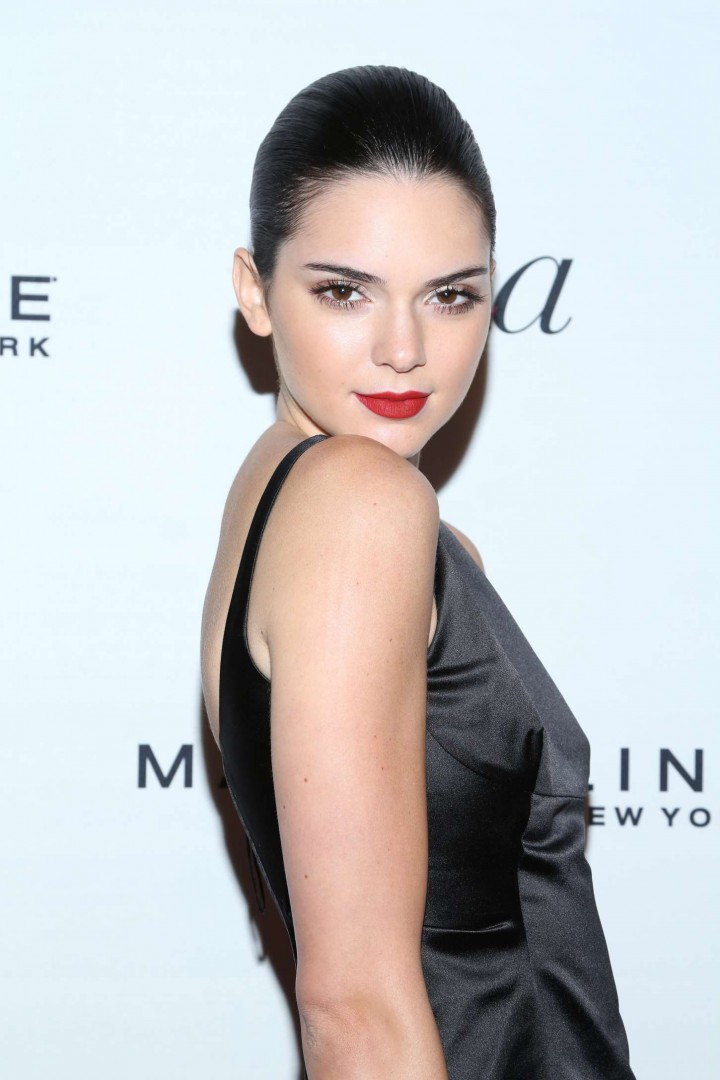 Kendall Jenner: 2014 Fashion Media Awards -33