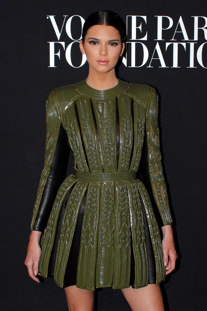 Kendall Jenner at 2014 Vogue Foundation Gala