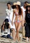 Kendall Jenner at a Bikini Photoshoot-10