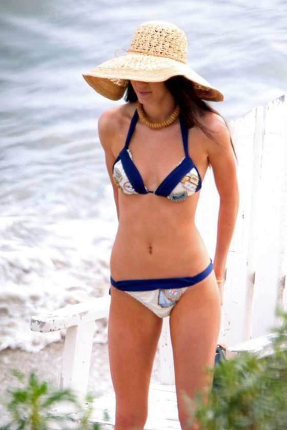Kendall Jenner 2013 : Kendall Jenner at a Bikini Photoshoot-34