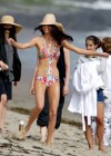 Kendall Jenner at a Bikini Photoshoot-36