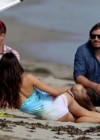 Kendall Jenner at a Bikini Photoshoot-64
