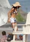 Kendall Jenner at a Bikini Photoshoot-67
