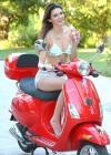 Kendall Jenner in Bikini -03