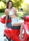 Kendall Jenner in Bikini -09