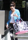 Kendall Jenner  - Candids and Photoshoot In Hollywood