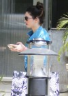Kendall Jenner  - Candids In Hollywood-10