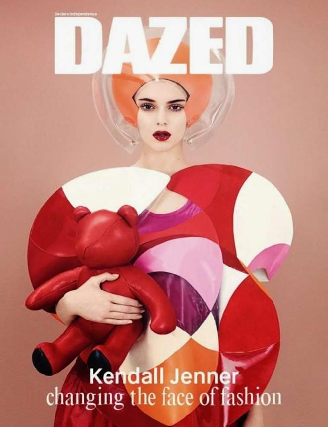 Kendall Jenner - Dazed Magazine (Winter 2014)