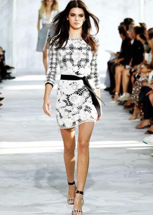 Kendall Jenner - Diane Von Furstenberg Fashion Show in NYC