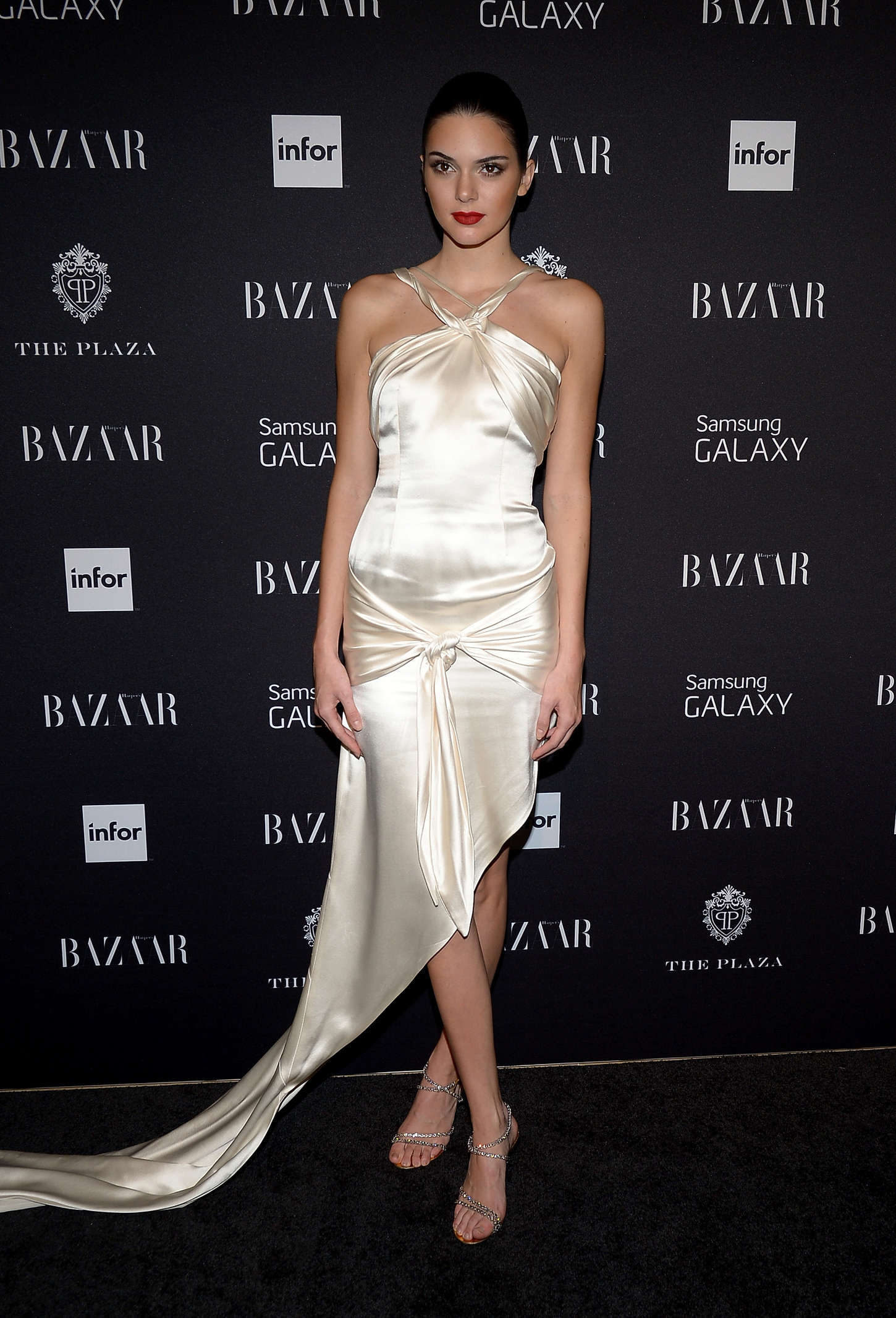 Kendall Jenner - Harper's BAZAAR Celebrates Icons By Carine Roitfeld Event in NYC