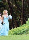 Kendall Jenner Photos in dress at Wedding-02
