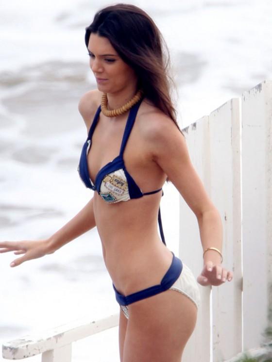 Kendall Jenner in Bikini 2013 -21