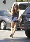 Kendall Jenner In Daisy Dukes in Calabasas