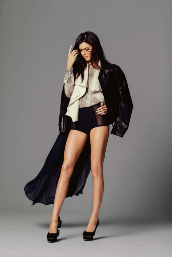 Kendall Jenner - Miss Vogue Australia #3 photoshoot