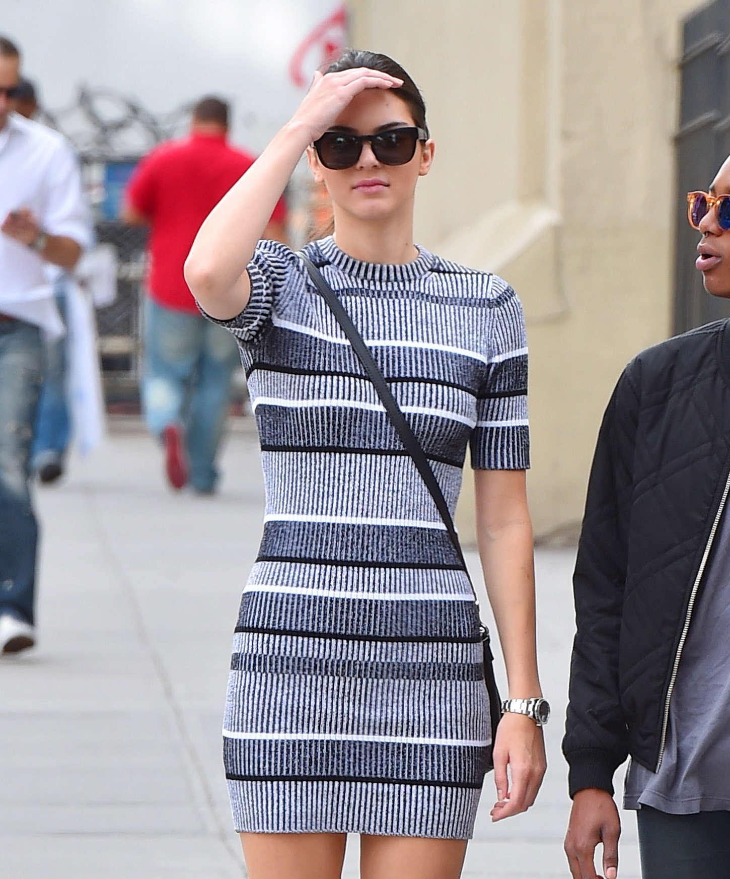 Kendall Jenner Short Dress