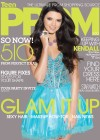 Kendall Jenner in TeenPROM Magazine Photoshoot 2012 issue